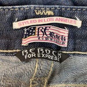 Rerock Express Skinny Denim Jeans sizw 2R